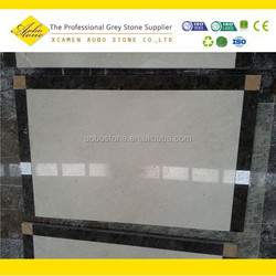 Cheap Polished Beige marble tile for flooring
