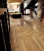 telha norte pisos e azulejos polished wooden tile cmb6922