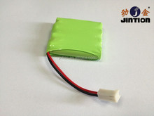 4.8v Ni-mh AAA 600mAh rechargeable battery pack