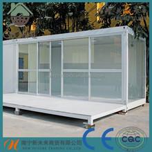 steel frame building,40ft mobile home