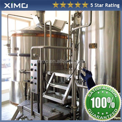 beer equipment brewery equipment beer line with package on container
