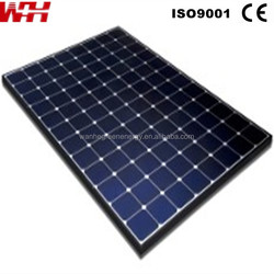 Monocrystalline Solar Panels 24V 250W for Mobile Homes
