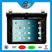 For iPad Waterproof Dustproof Pouch Bag for Apple ipad Mini 1 / 2 Retina 7.9 inch Tablet PC