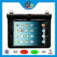 For iPad Waterproof Dustproof Pouch Bag for Apple ipad Mini 1 / 2 Retina 7.9 inch Tablet PC