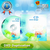 oem service cheap dvd duplication with digipack