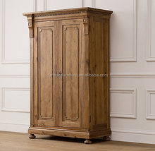 antique recycled wood rustic furniture cabinet