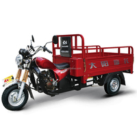 Best-selling Tricycle 200cc popular in south america market loading goods motorcycle made in china with 1000kgs loading Capacity