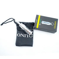 IBEST Newest Wax And Herb Atomizer ONIYO 3.0 Atomizer Factory Price 2014 Best Pen Vaporizer
