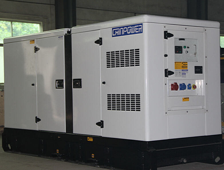 500 KVA Cummins soundproof economic generator with stanford alternator