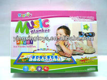 electric music baby play mat,baby toy for kids