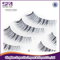 Wholesale new fashion silk fake eyelashes extension lashes