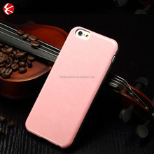 2015 Top quality graceful light soft TPU rear case for iphone 6