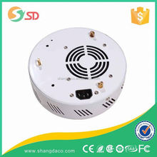 50W round led grow light led lighting for plants led panel hydroponic grow light deep water culture