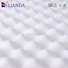 Customized egg crate packing sponge,egg foundation sponge,noise reducing sponge
