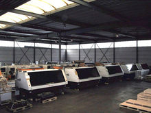 Schmoll drilling / routing machines