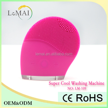 LM-109 lemai beauty machine manufacture silicone beauty brush o3 facial kit with price