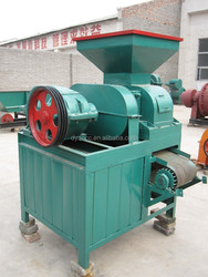 4-6t/h charcoal ball briquette press machine with 7.5kw