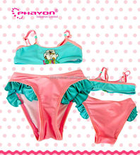 <OEM & ODM> Hot Little Girls Fringed Dress Wholesale Swimwear, Wholesales nontoxic Swimwear for adult & cute kids