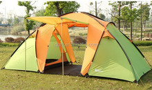 HT9127 high quality 6 person dome camping tent
