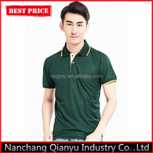 Cheap 100% Polyester Custom Polo T Shirt for Work