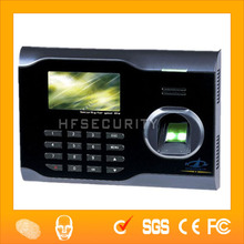 (HF-U160) ZKsoftware network tcp/ip time recording machine