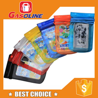 High quality best selling cell phone waterproof bag