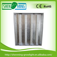PL 4x55W greenhouse supplies fluorescent light fixture