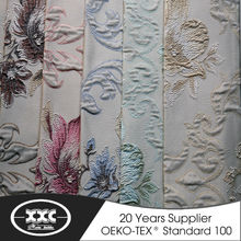 refined chinese charm embroidered net curtains