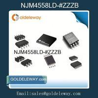 (electronic ICs chips)NJM4558LD-#ZZZB NJM4558LD,M4558,NJM4558L,M4558L,NJM4558,M4558LD