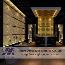 Interior Decoration material,Decorative Wall Covering Panels 3d board