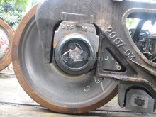 Railway castings for axle box; side frame ; roller bearing ;