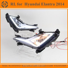 New Arrival High Power LED Fog Light for Hyundai Elantra LED Daytime Running Light for Hyundai Elantra 2014