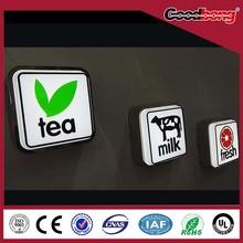 Custom made new design LED Big Acrylic Board Letter Sign