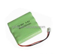 4.8v Rechargable Battery CORDLESS PHONE BATTERY PACK MANUFACTURER WITH CE,ROHS,UL CERTIFICATES