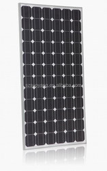High Efficiency 140W Monocrystalline Flexible Solar PV Modules Passed TUV, ROHS,CQC test