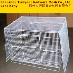 alibaba china supplier exports cheap metal dogs cages