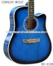 Hs-4120 41' pulgadas acústica de instrumentos musicales guitarras acústicas