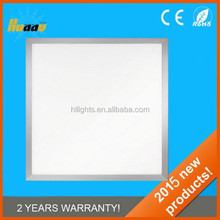 high lumen 600x600mm 36W square ceiling led light panel