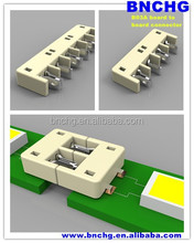 new tyco SMT Hermaphroditic PCB mounted miniature connector