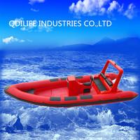hot sailing fiberglass glass bottom boats for sale