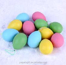 DIY fake multicolor easter egg