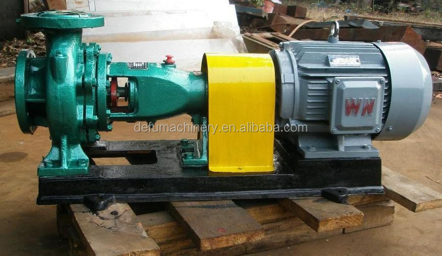 Electric Motors And Pumps Pump With Electric Motor