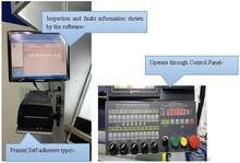 Casa 24 defeitos tecido têxtil inspeção sistema de análise de dados