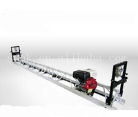 Delivery is fast,vibratory truss screed,Honda Power concrete floor screed level,road vibrator Truss Screed