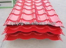 roof tile red antique roof building material