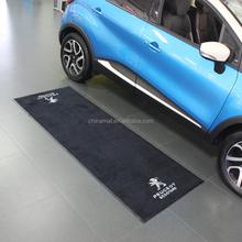 Design Doormats for Car Displaying