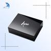 custom design gloss screen printing mdf wood storage packaging gift box