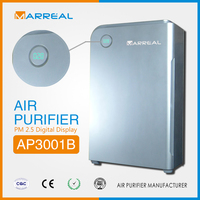 Intelligent function Air cleaner with uv sterilizer for hospital