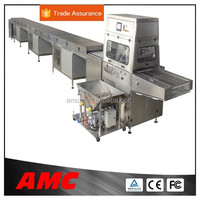 Best sell High quality Stainless steel chocolate enrobing machine