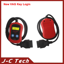 2015 New VAG Key Login Easy to use work by obd2 ,for audi For vw pin code reader VAG PIN Code Reader/Key Programmer 2 in 1